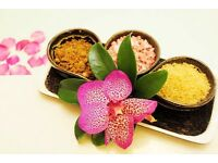 Qualified Thai massage by Thai Shemale