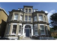 TWO DOUBLE BEDROOM FLAT TO RENT, BRIGHTON, HOVE, EATON GARDENS, UNFURNISHED