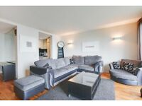 Beautiful 2 bedroom flat with spacious interior in New Providence Wharf, Fairmont Avenue, London