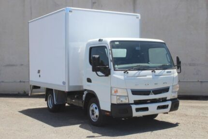 Fuso Canter 515 SWB AMT + $1,000 Gift Card Refrigerated Rocklea Brisbane South West Preview