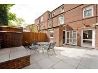 STUNNING 5 DOUBLE BEDROOM, 2 BATHROOM SPLIT LEVEL GARDEN FLAT ON CAMDEN ROAD - PERFECT FOR STUDENTS