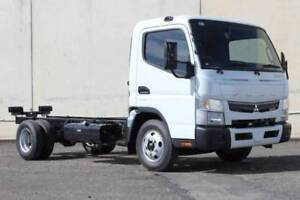 Fuso Canter 615 WIDE MWB AMT Cab chassis (FFEJ30412A) Varsity Lakes Gold Coast South Preview