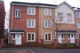 3/4 bedroom house in Hulme for rent (students welcome)