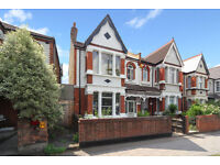 Large 5 bedroom house available with 2 bathrooms. 10 mins walk to Chiswick Tube or 5mins to Train