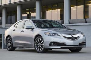 Acura TLX off Lease