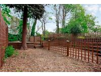 Amazing one bedroomed apartment with a garden in the amazing location of Islington.