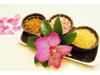 Oriental Spa Massage