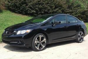 2015 Honda Civic SI Berline