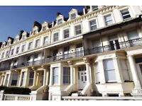 ONE BEDROOM FLAT TO RENT, SEA VIEW, FURNISHED, BN3, BRIGHTON & HOVE