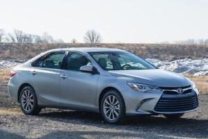 Toyota Camry 2015 Silver LE
