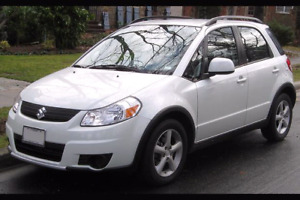 2010+ Suzuki SX4 AWD Manual