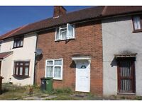 three bedroom house to let, ideal location walking distance to dagenham heathway station,