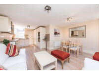 An outstanding refurnished two bedroom flat within mins walk to Chiswick Park station