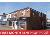 1 Bed 1st Floor Flat - Anlaby Common