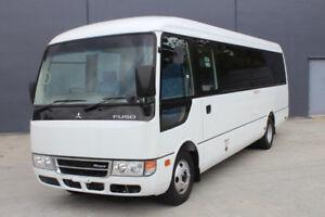 Fuso Rosa Rosa Deluxe Automatic- 25 seat Mini bus