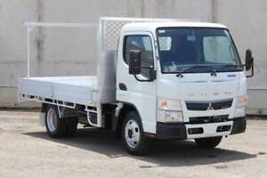 Fuso Canter 515 CITY CAB SWB AMT ALLOY TRAY Cab chassis (FFEJ302) Varsity Lakes Gold Coast South Preview