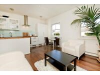 MODERN 1 DOUBLE BEDROOM APARTMENT WITH SHARED ROOF TERRACE MOMENT FROM TUFNELL PARK UNDERGROUND