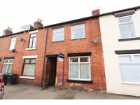 4 DOUBLE BEDROOMED student terrace within ideal walking distance of University. AVAILABLE 01/07/18