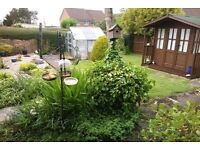 SPACIOUS 3/4 BEDROOM FURNISHED HOUSE SITUATED IN TEMPLECOMBE WITH PRIVATE GARDEN