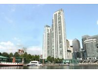 Studio flat in West Pan Penisuila. Canary Wharf E14
