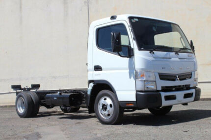 Fuso Canter 515 Wide MWB Cab chassis Rocklea Brisbane South West Preview