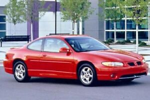 **LOOKING FOR** Shi$&y old 98 - 03 Grand Prix GTP