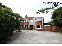 5 bed semi formby, 3 lounges, 2 kitchens, gardens front & rear, 3 toilets, 2 bathrooms, viewing must