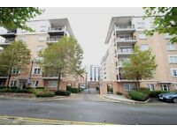 Two Spacious Bedrooms with a 24hr Concierge in Sail Court in Canary Wharf. Avaliable Now!