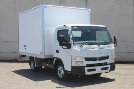 Fuso Canter 515 SWB AMT Refrigerated (FFEJ30144A) Rocklea Brisbane South West Preview