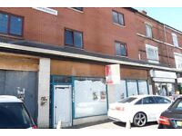 SINGLE SHOP FRONT AVAILABLE IN THE AREA OF SPARKHILL ON THE MAIN STRATFORD ROAD