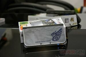 Limited Edition Monster Hunter 4 Ultimate New 3DS XL