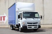 Fuso Canter 815   $1000 Gift Card Curtainsider Rocklea Brisbane South West Preview