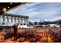 Grillstock tickets for sale - Lloyds Amphitheatre 1-2 July 2017