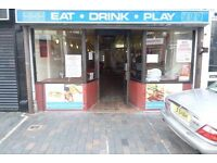 *** RH Properties are proud to present this Cafe situated along the main Pershore Road ***