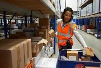 Warehouse Operations - Multiple Positions Available!
