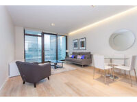Fully fitted and modern two bed two bath within walking distance from Kings Cross w/ private balcony