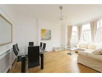 SW12 BALHAM Superb 3 double bedroom flat-NEW DECOR-Garden10 mins walk Northern line and Mainline