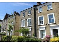 3 Bed/Bedroom Split Level Garden Flat In Hackney/London Fields E8 - Victorian Conversion