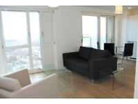 Fabulous and lively one bedroomed apartment w/ private balcony and 24 hour concierge. Located in Bow