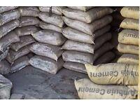 Cement 25KG ( Plastic Bag )