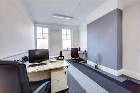 Serviced Office Space- All Inclusive Rents from £250pm!