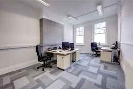 SERVICED OFFICE SPACE- All inclusive rent- Available Now!