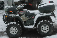 Parting out Polaris 2005 Sportsman 800