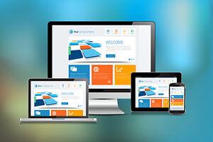 Creative Web Design & Websites for Businesses/ Individuals