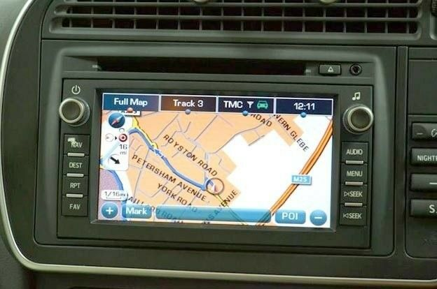 Latest 2016 Sat Nav Disc Update For Saab 9 3 Delphi Grundig Navigation Dvd Www Latestsatnav Co Uk