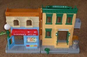 Playskool Sesame Street Neighbourhood Play Set Oakville / Halton Region Toronto (GTA) image 1