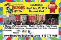 2016 Brantford Busker Festival