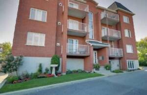 Condo Candiac foyer garage int 1300 p2