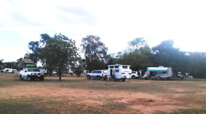 Wanted: Cheap space wanted in Moranbah to park in our camper trailer.