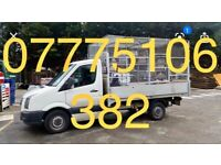 MAN AND VANS COVERING ALL AREAS RUBBISH/WASTE REMOVED SAME DAY COLLECTIONS